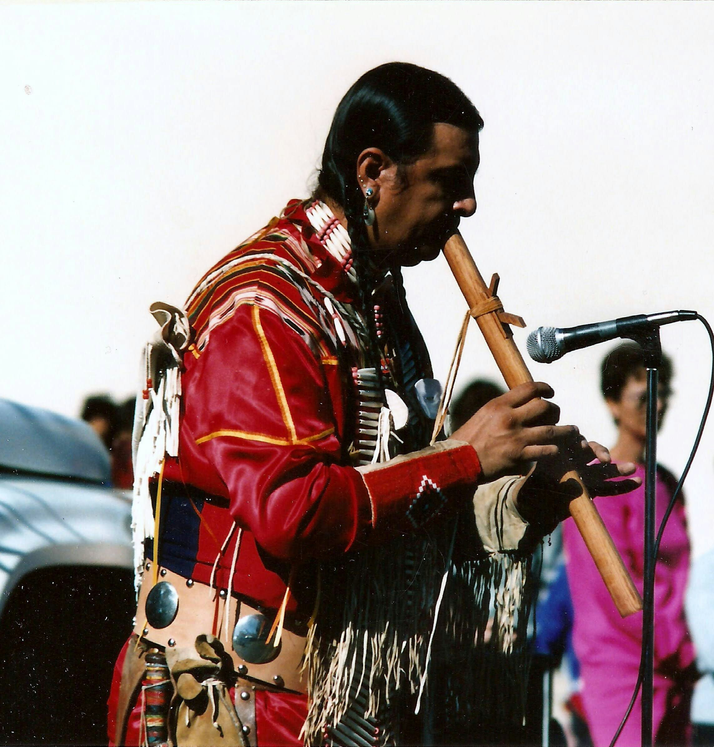 a lakota sioux flute player791453711..jpg